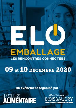 ELO Emballage - 09 & 10 décembre 2020