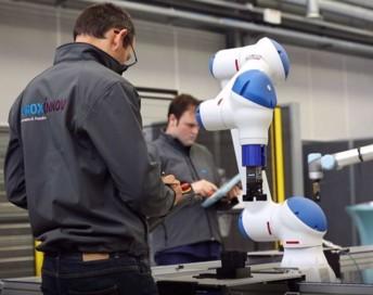 Le centre technique en robotique industrielle Proxinnov va bénéficier d'un coup de pouce de l'Etat pour accélérer l'enrichissement de son usine-pilote. Ce qui devrait favoriser l'adoption de ces nouvelles technologies par les PME et ETI.