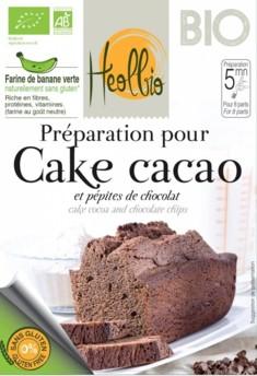 La préparation pour cake cacao, à base de farine de banane verte, imaginée par Heolbio, a obtenu le prix PACI du concours Isogone 2019.