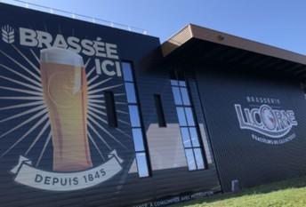 Accompagnée par Si-Nergie Ingénierie, la brasserie Licorne a installé un récupérateur d'énergie qui lui permet de couvrir 38 % de ses besoins en eau chaude et de réduire sa consommation de gaz.