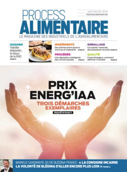 L'ENQUÊTE. Prix Energ'IAA : trois démarches exemplaires.