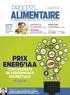 L'ENQUETE. Prix Energ'IAA : trois modèles de performance énergétique.