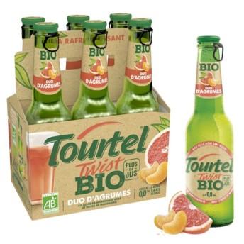 En lançant sa nouvelle gamme Tourtel Twist Bio Plus de jus, Kronenbourg affiche ses ambitions pour conforter sa place de leader sur le segment de la bière sans alcool.