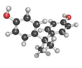 L'Anses vient de proposer de classer le bisphénol B, en tant que substance extrêmement préoccupante dans le cadre du règlement Reach. Autorisé hors Union européenne, le bisphénol B peut être utilisé comme substituant du bisphénol A. Crédit : Abode Stock.