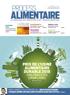 L'ENQUETE. Prix de l'usine alimentaire durable 2018. Cinq finalistes exemplaires.