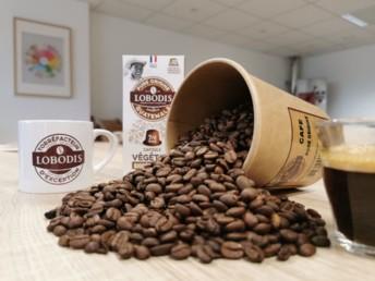 Spécialiste du café équitable, le torréfacteur Lobodis fait appel à Isatech pour accompagner sa transition numérique. Après l'intégration d'un logiciel ERP Microsoft, la société complète sa démarche avec un module de prospection commerciale (CRM).