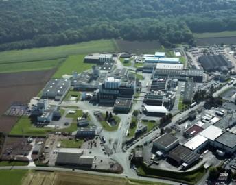 A Saint Pol sur Ternoise (62), Engie Solutions et Ingredia ont signé un accord industriel sur quinze ans pour l'optimisation d'une nouvelle chaudière biomasse, plus adaptée aux besoins de l'usine et plus en phase avec ses objectifs d'économies d'énergies et de performance environnementale.  (Photo : Ingredia)