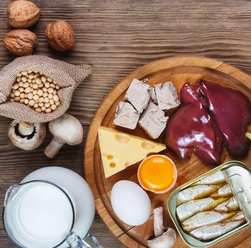 Certaines bactéries probiotiques et le tryptophane semblent être une solution pour lutter contre les symptômes de la maladie cœliaque. On trouve cet acide aminé dans le foie, la viande, les légumineuses, les fruits secs, les poissons, les produits laitiers, les fruits secs… Crédit photo airborne77