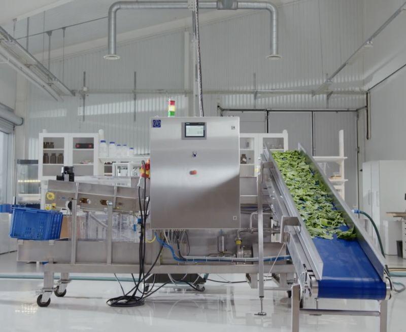 Optifreeze exploite une technologie brevetée qui mêlent champs électriques pulsés et imprégnation sous-vide pour améliorer les procédés de conservation des végétaux.