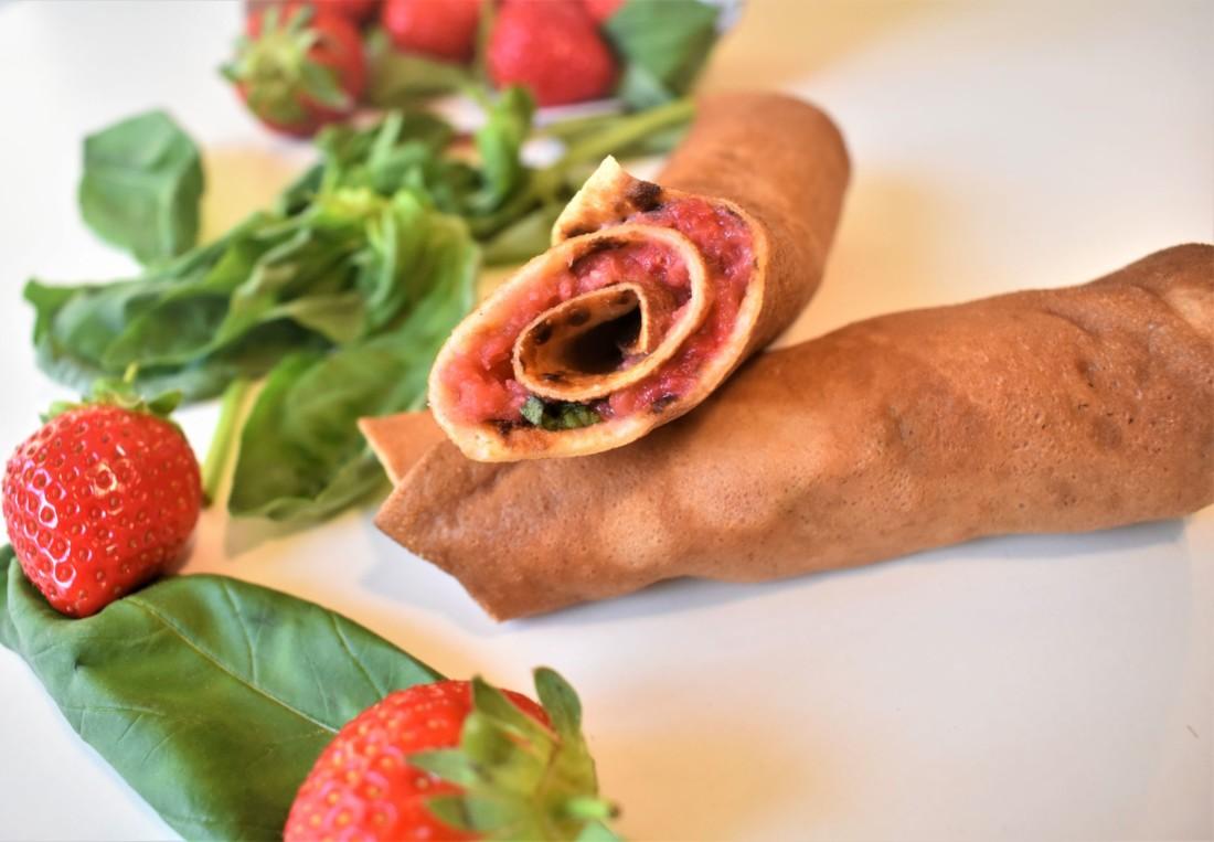 Les Funambules : l'association d'un snack et d'un wrap fruité et gourmand. ENSAIA, Université de Lorraine, Faculté de Marketing et d'Agrosciences (Université de Haute Alsace) ENSAD Nancy