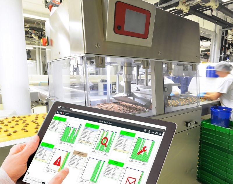Les équipements à découvrir sur ce CFIA illustrent les progrès de l'automatisation et de la digitalisation. Avec en ligne de mire, la modularité et la polyvalence. . (crédit Astrée Software)