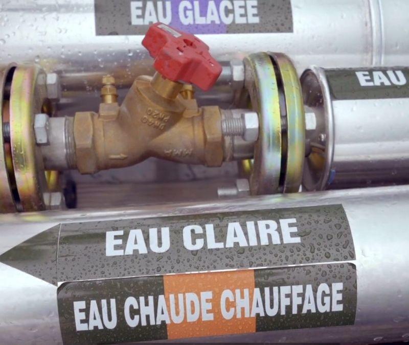 La Société Laitière de Laqueuille a valorisé plusieurs fiches d'opération CEE et en particulier celle liée à la récupération de chaleur.