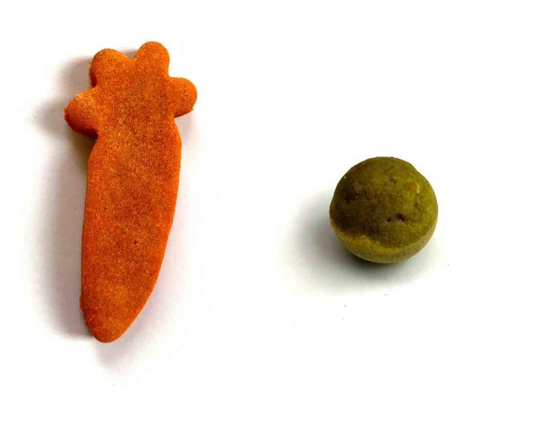 Potafun : goûter aux légumes, source de fibres et protéines pour les plus petits.  AGROSUP Dijon ESADD.