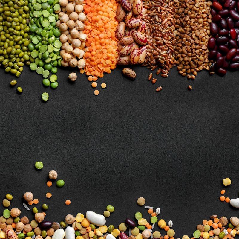 Début décembre, Benoit Denormandie a donné les grandes orientations de sa stratégie protéines végétales pour 2030, avec un focus sur les légumineuses.  La nouvelle a fait l'objet de réaction contrastée de la part des professionnels. Crédit photo Adobe Soho A studio