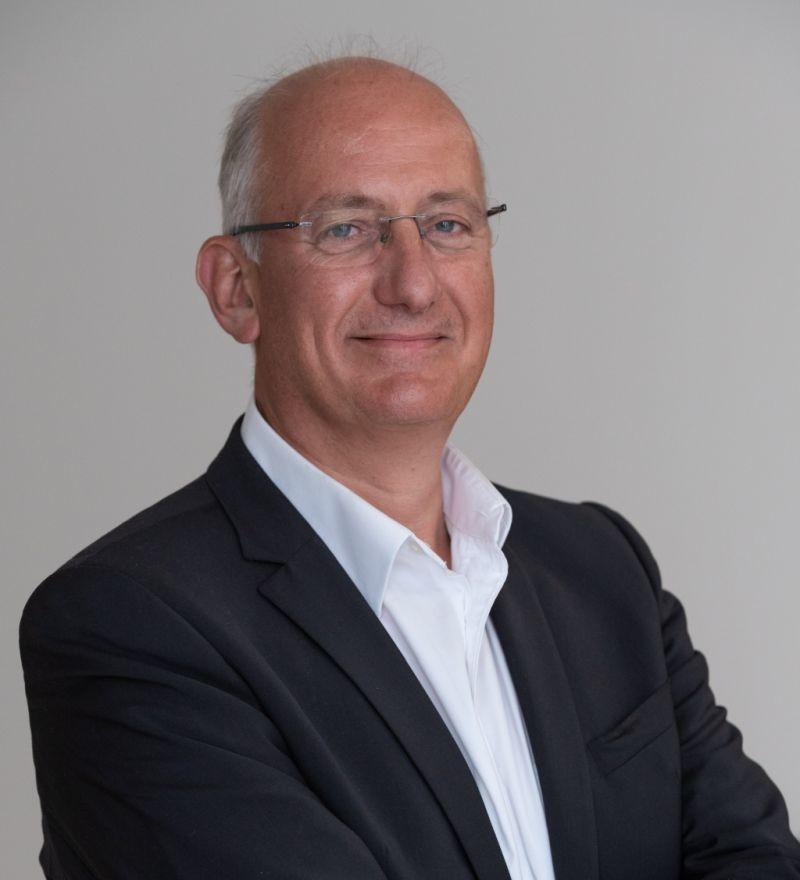 Eric Forin, 54 ans, a été élu président de Syndilait le 8 septembre 2021.