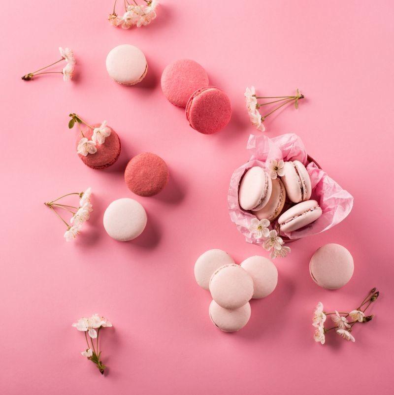 Certains arômes originaux, comme la fleur de cerisier, sont en train de prendre de l'ampleur. Selon Innova Market Insight, le nombre de lancements mondiaux avec cette saveur a augmenté de 29 % entre 2018 et 2019. Crédit photo Iuliia Metkalova