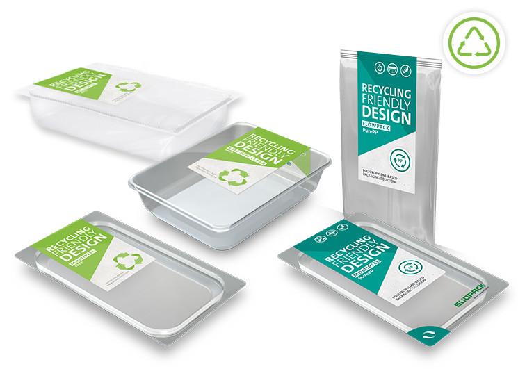 Sous l'abréviation xPEP, Südpack développe de nouveaux concepts d'emballage avec des polyoléfines, qui peuvent passer sur les mêmes machines que les films standards. Le Multipeel xPEP, par exemple, est refermable et recyclable à 95 % selon Cyclos-http dans les pays où les polyoléfines souples sont recyclés. Le Multipeel PurePP, lui, a été créé en polypropylène. Il a permis d'utiliser jusqu'à 40 % de plastique en moins par rapport aux emballages précédents.