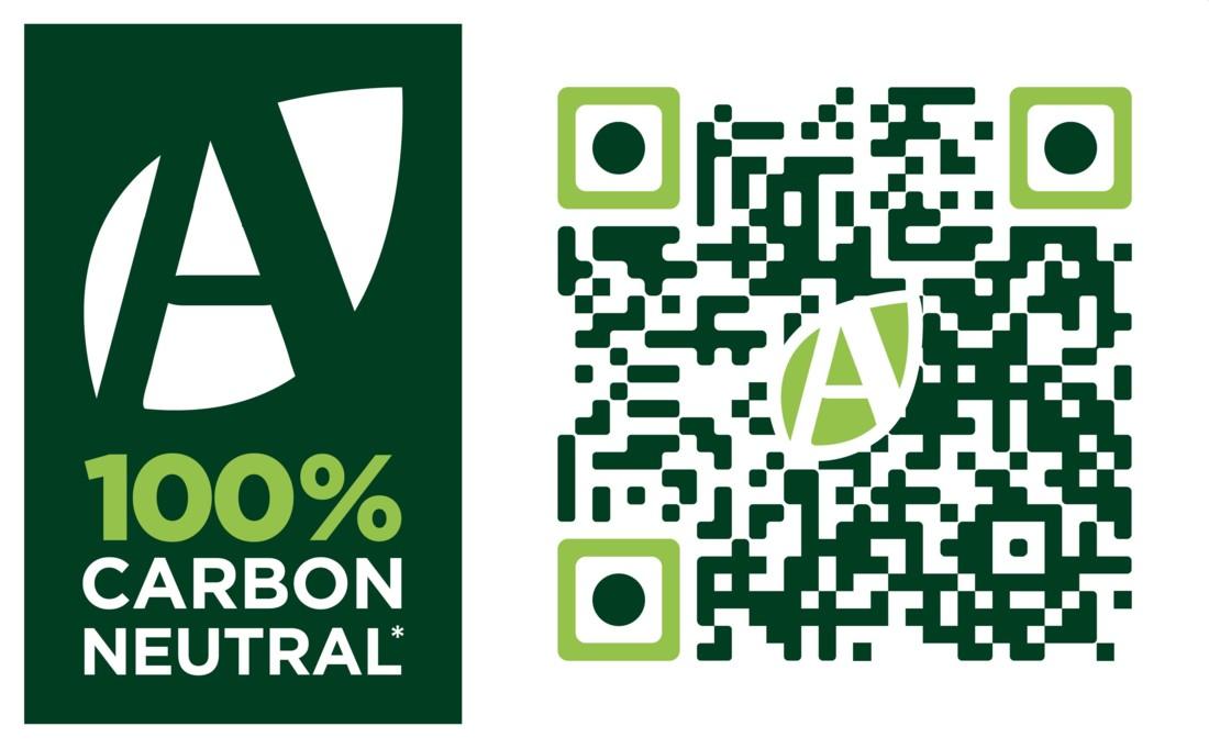 Dès mars 2021, l'ensemble des packs de tomate Azura vendus en grande distribution bénéficieront d'un logo spécifique affichant la neutralité en carbone du groupe franco-marocain.