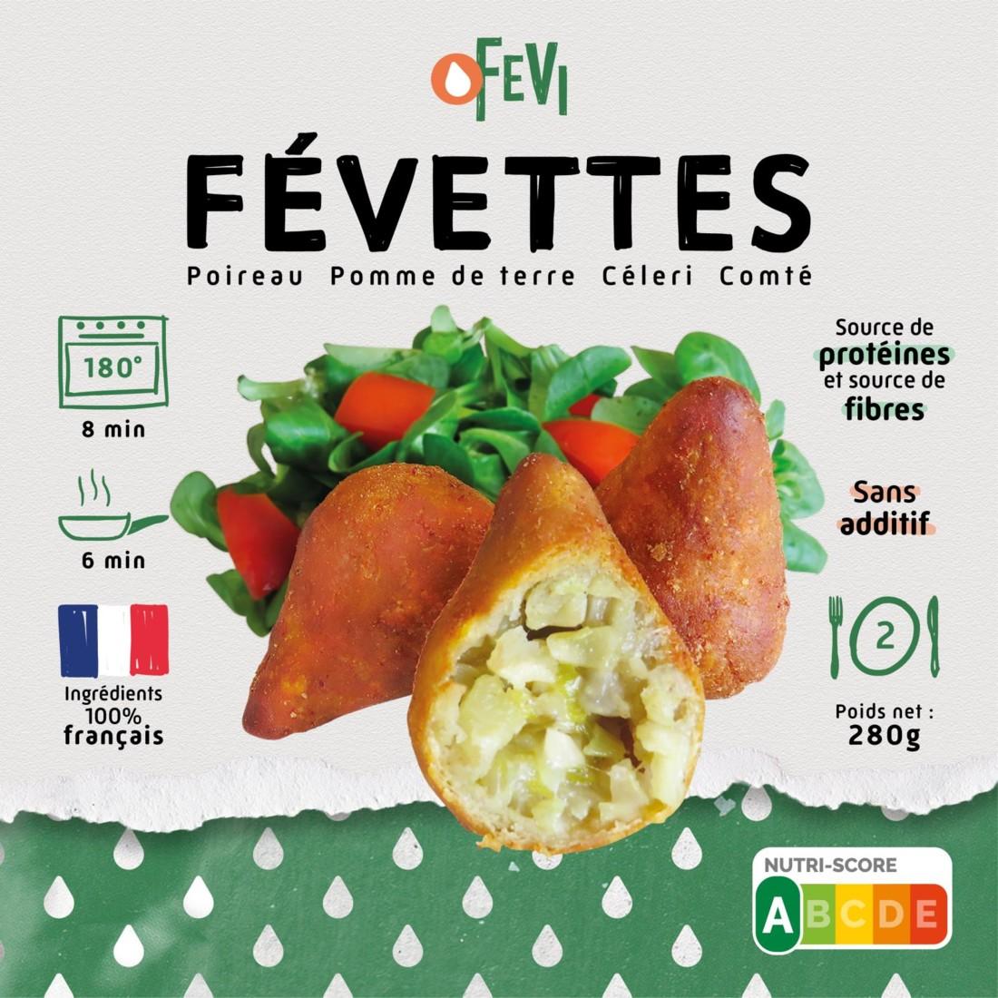 FEVI : un plat cuisiné aux fèves fermentées, légumes et Comté  UNILasalle Beauvais
