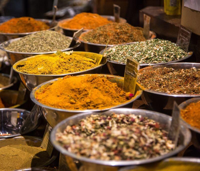 L'aromaticien Nactis Flavours a mis au point une nouvelle gamme de saveurs naturelles sur le thème de l'orient. Crédit photo Nactis Flavours.