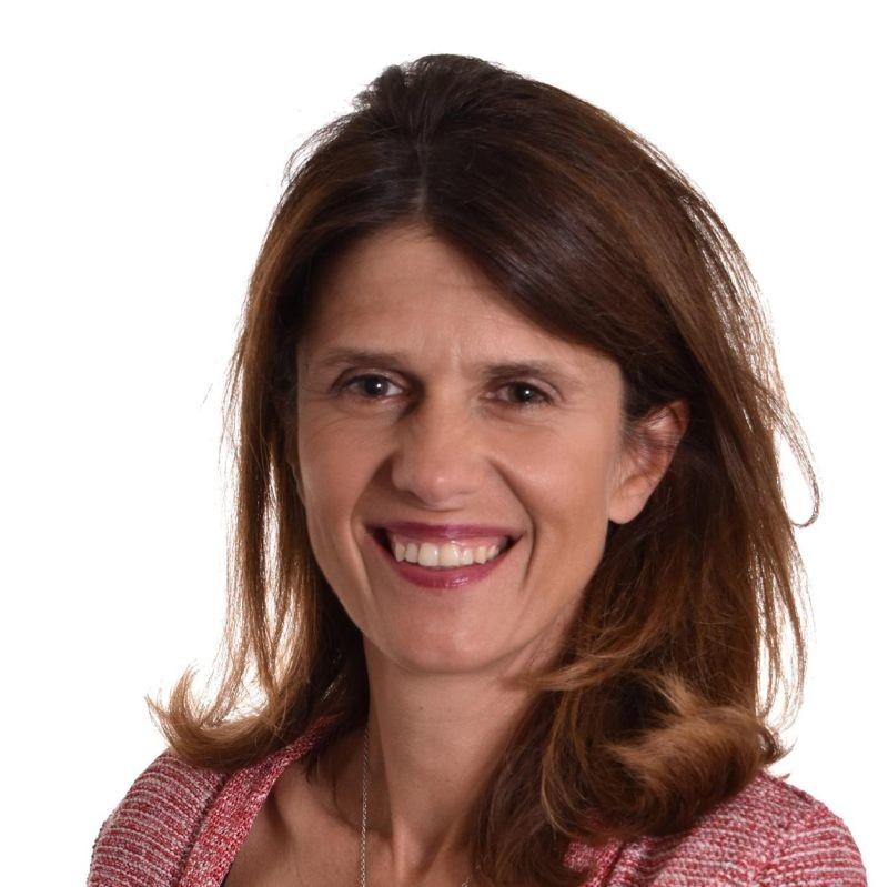 Florence Pradier, directrice générale de la Coopération Agricole (ex-Coop de France).