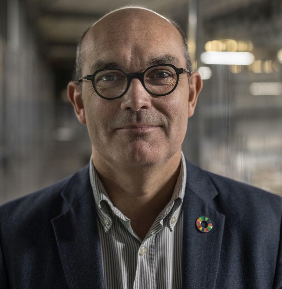 Pour Loïc Hénaff, qui est également président du réseau Produit en Bretagne, la crise révèle tout l'intérêt de développer l'écosystème régional.