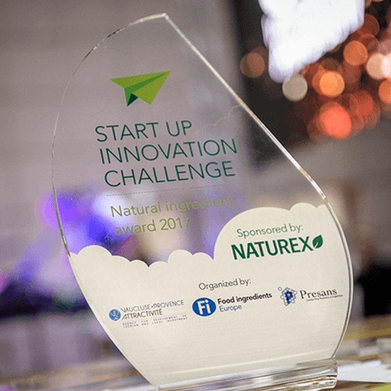 En 2019, 20 jeunes pousses ont été sélectionnées pour le Start-up Innovation Challenge du Food Ingredients Europe. Crédit photo Informa Markets