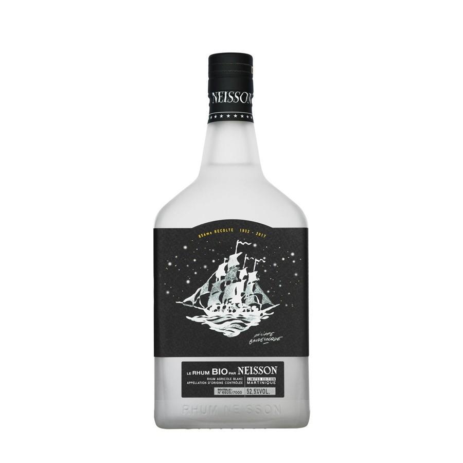 Le rhum bio AOC de la distillerie Neisson.