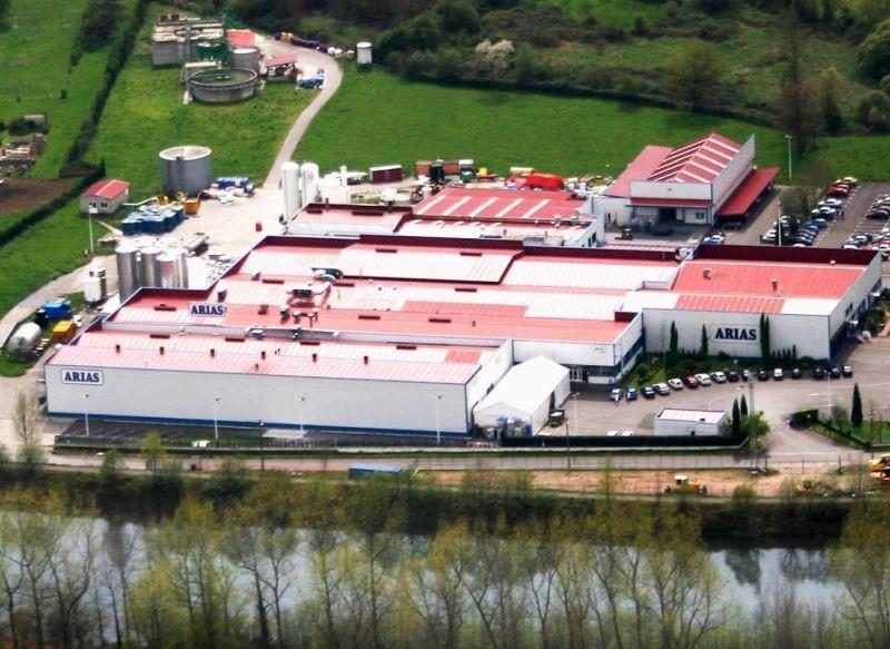 La filiale espagnole Arias du groupe Savencia est passée en 2019 à 100 % d'électricité d'origine renouvelable.