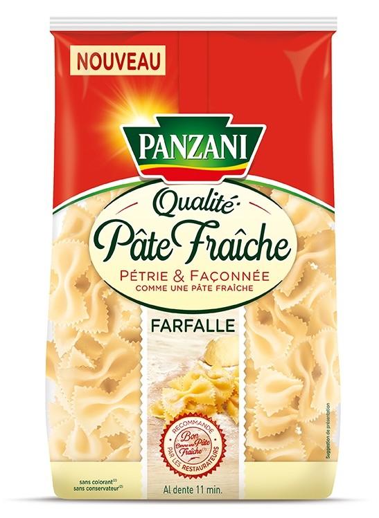 Catégorie Produit : Panzani : pour sa gamme de pâtes qualité pâtes fraîches.