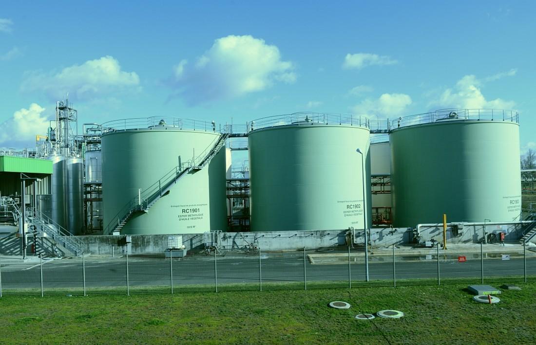 Sur le pôle agro-industriel de Bassens, une partie de l'huile de colza est estérifiée. Elle est transformée en diester (biocarburant) et en glycérine végétale utilisée en agroalimentaire et en cosmétique.