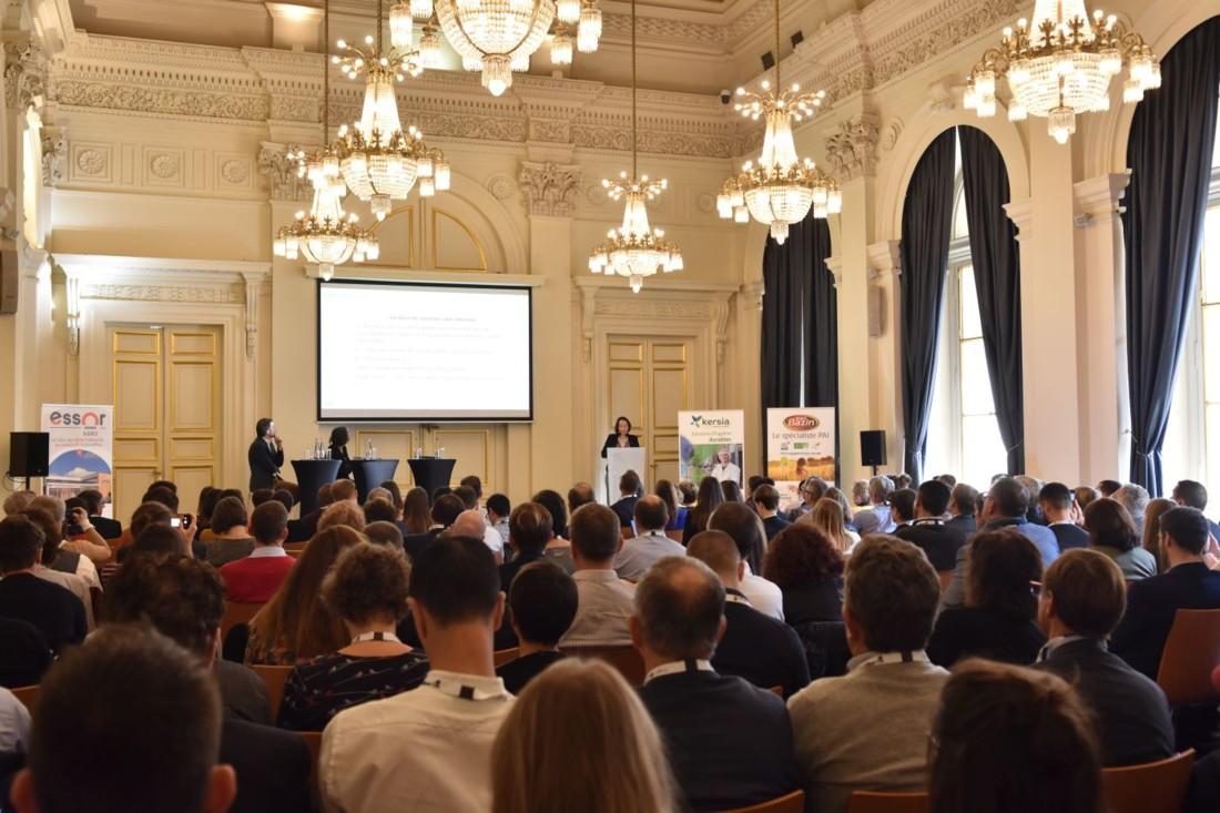 Près de 160 professionnels ont participé à la 2nde édition de Meet'in Agro, à Paris-Palais Brongniart le 9 octobre dernier.