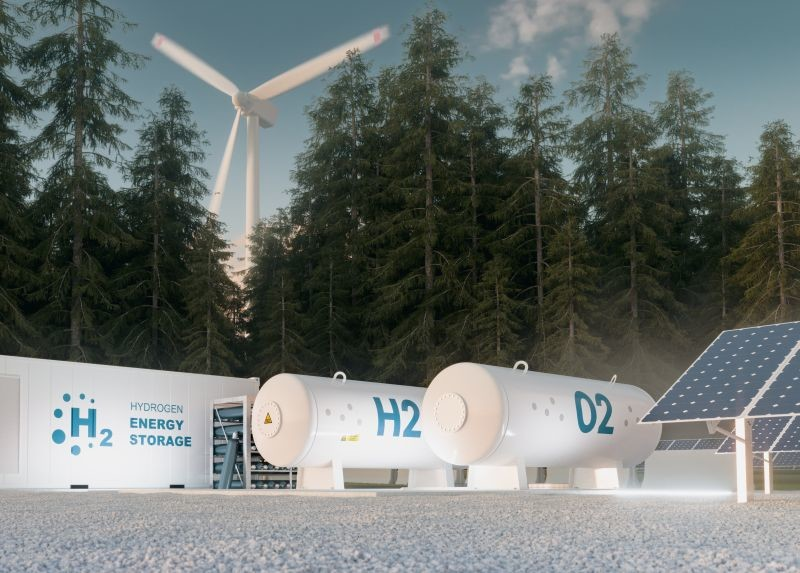 Depuis la présentation début septembre 2020 de la stratégie nationale pour de développement de l'hydrogène vert, les initiatives foisonnent en France et en Europe. Le point sur les initiatives récentes. (crédit : malp - Adobe Stock)