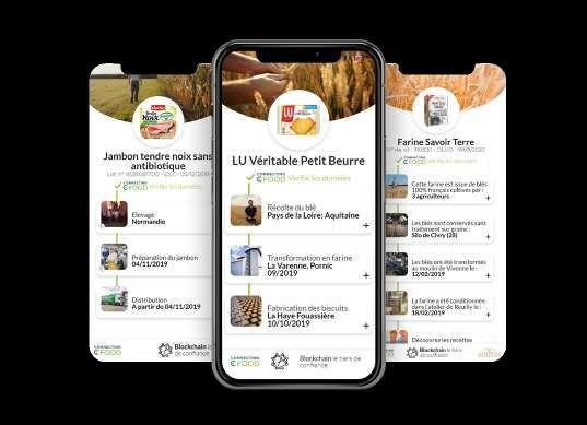 Connecting Food sera au Salon de l'Agriculture et présentera les premiers produits tracés par sa plate-forme blockchain.