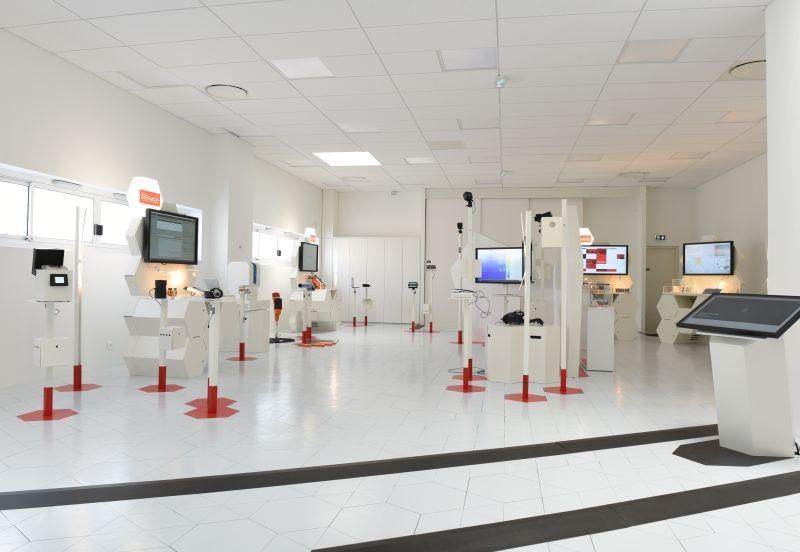 Implanté depuis un an à Quimper (29), le CEA Tech a inauguré début juillet une plate-forme regroupant sur 160 m² des démonstrateurs de technologies inédites.