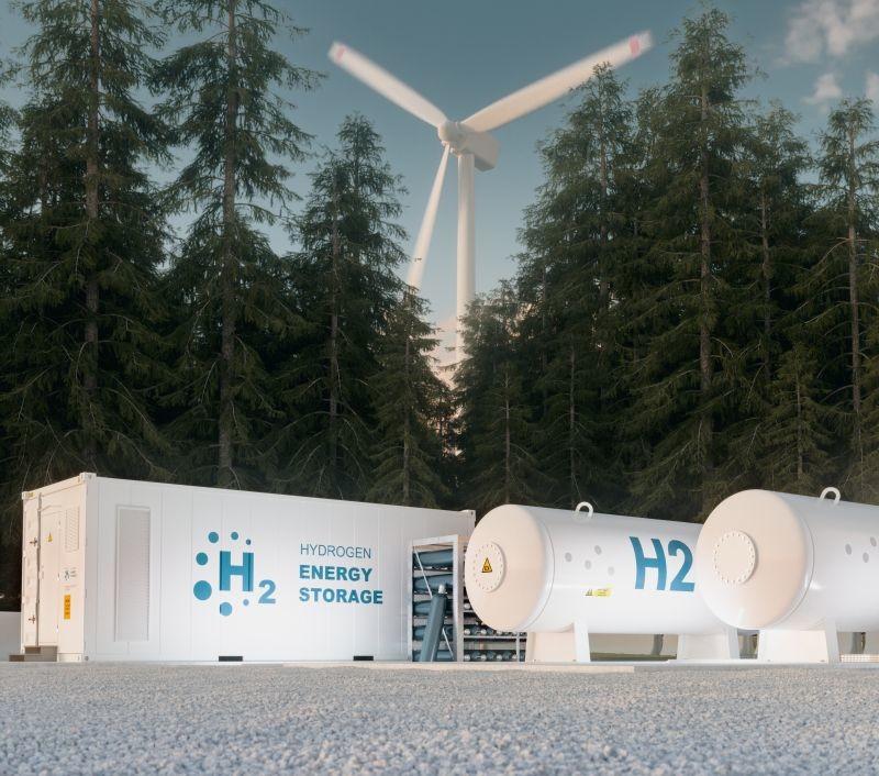 La stratégie nationale dévoilée fin 2020 entend booster la construction d'une filière nationale performante pour l'hydrogène vert.(crédit : malp - Adobe Stock)