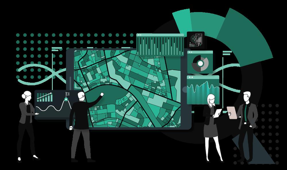 Parmi les six start-up de la promotion AI Factory for Agrifood, Thegreendata a l'ambition de favoriser l'émergence de chaînes alimentaires durables.